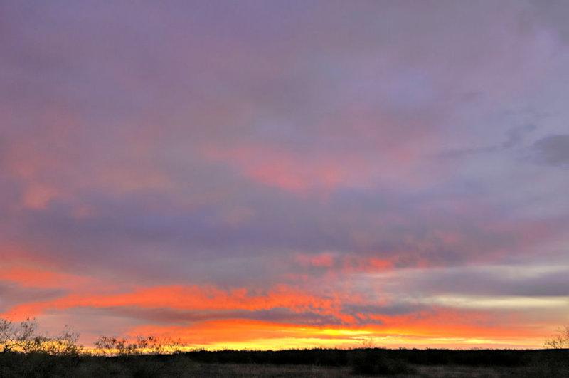 Powerline sunset #2