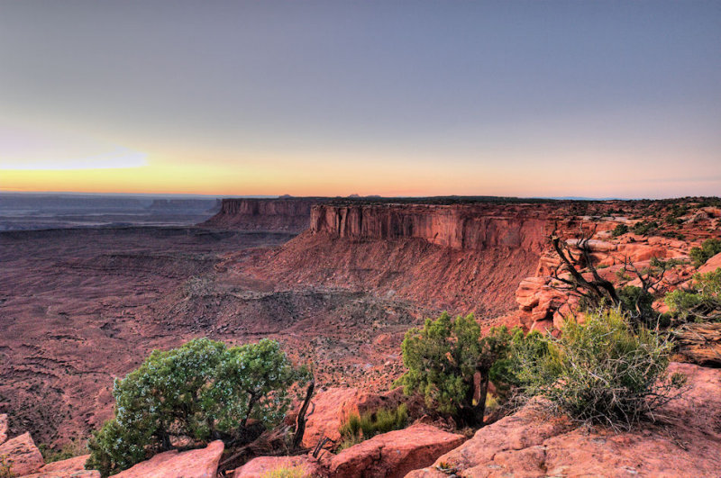 End of the Day - Canyonlands