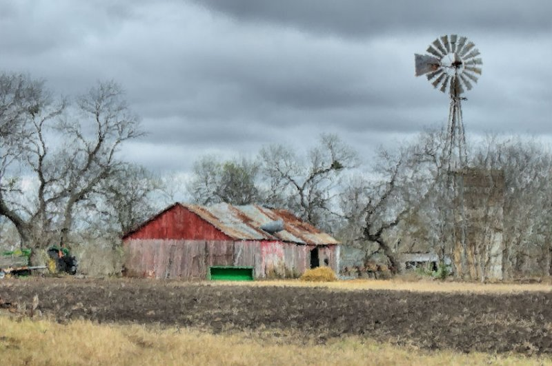 Atascosa County CR407_brshstrk
