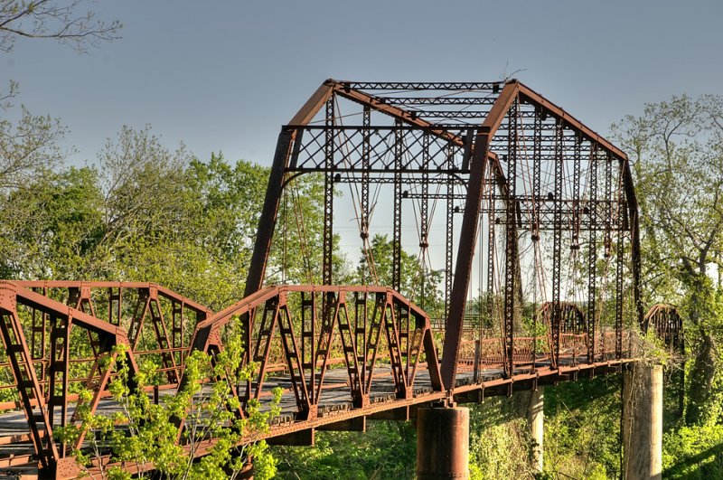 San Antonio River FM 775