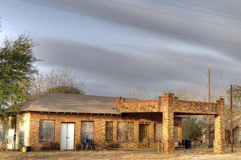 Business 181, Floresville, Texas