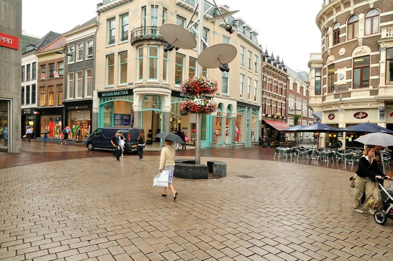 Downtown Arnhem