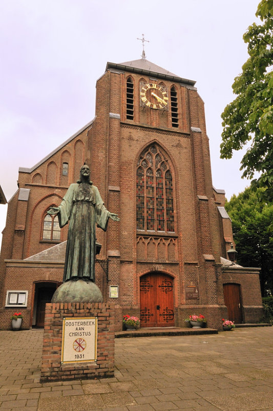 Some church:  Oosterbeek
