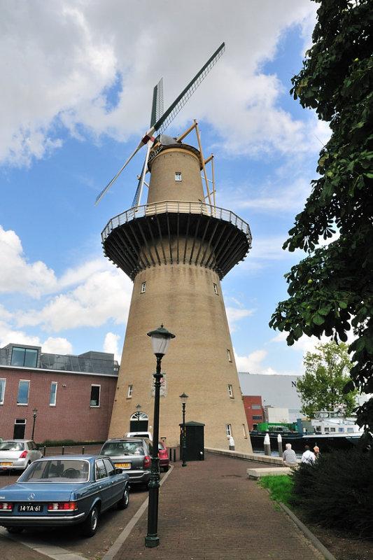 Reproduction windmill - Schiedam