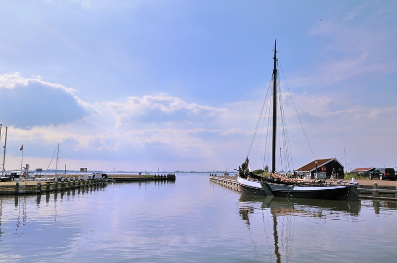 Marken , North of Amsterdam