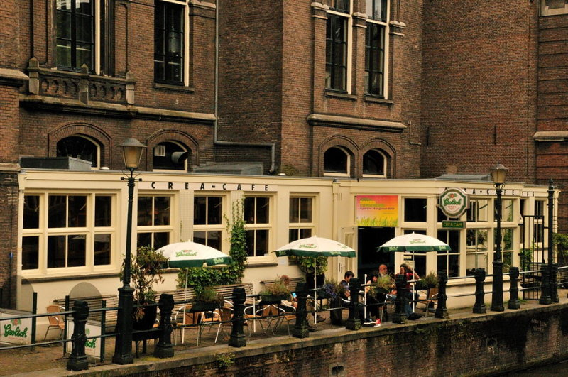 Canalside Restaurant - Amsterdam