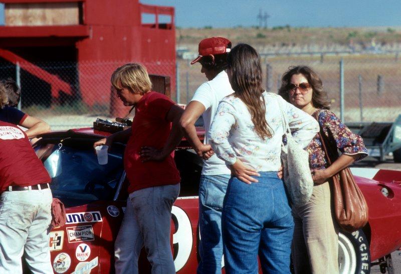 w/Billy, Linda, Sondra