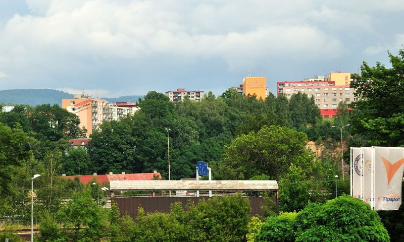 View from Sports Complex