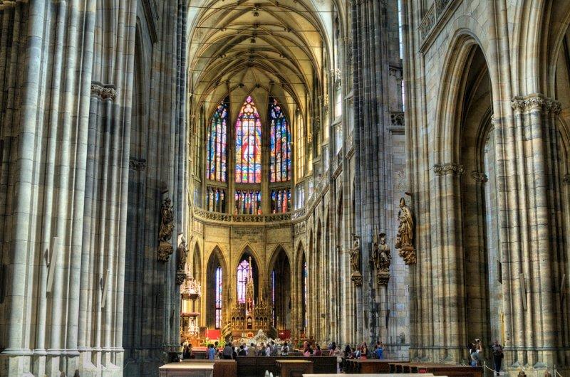 PRA_5265_St. Vitus Cathedral: Prague