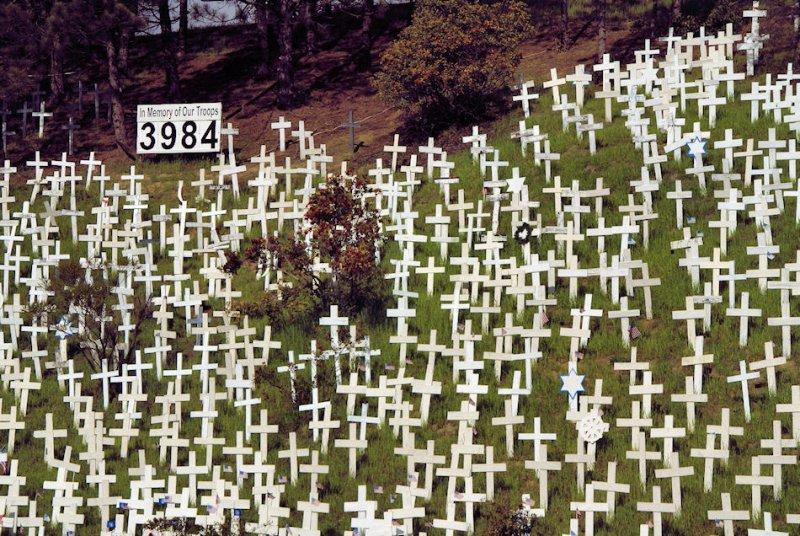 Troop Memorial Lafayette, Ca.