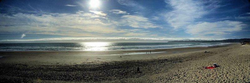 Stinson Beach Panorama