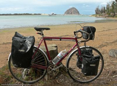 301    Stephen - Touring California - Miyata 1000 touring bike