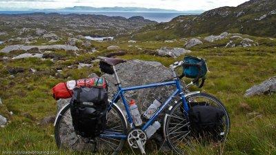 313   Dan - Touring Scotland - Thorn Club Tour touring bike