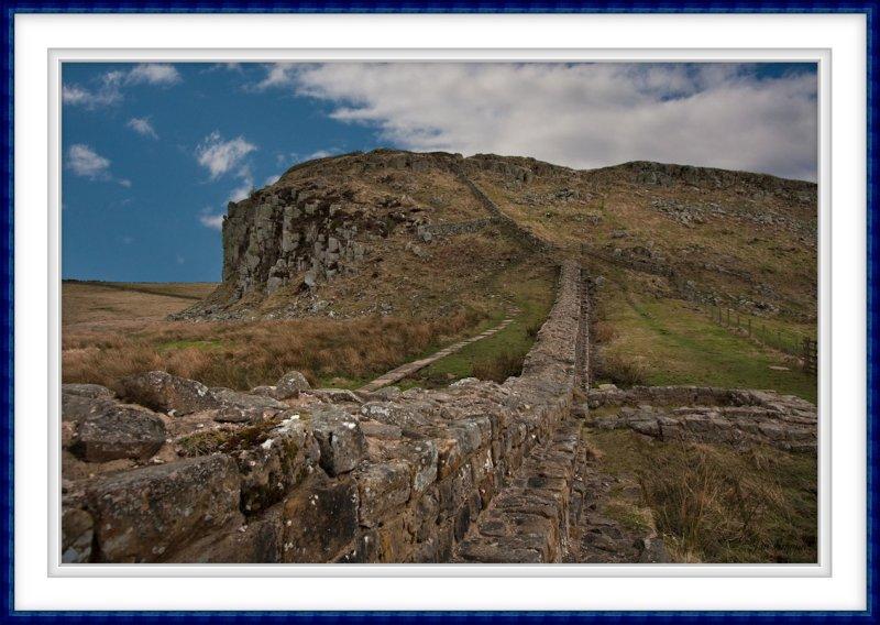 Hadrians Wall - Steel Rig