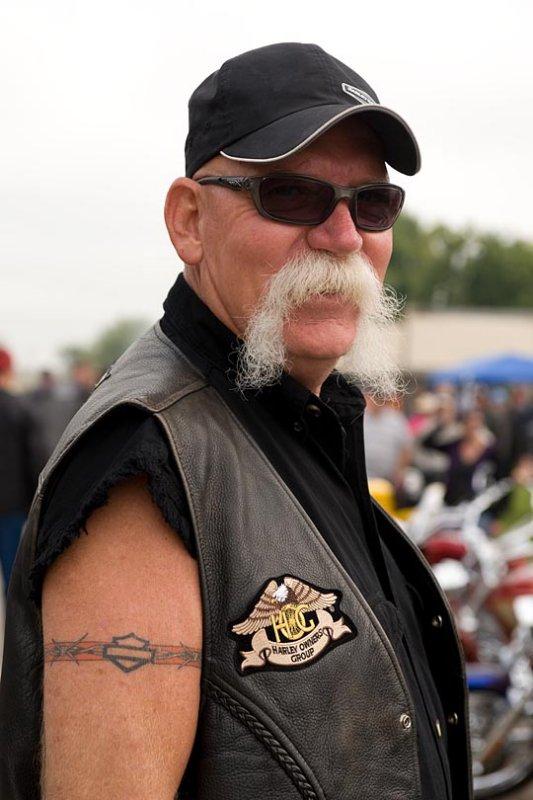 Tulsa Biker