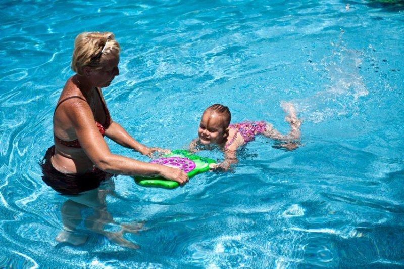 Swimming Lesson 2