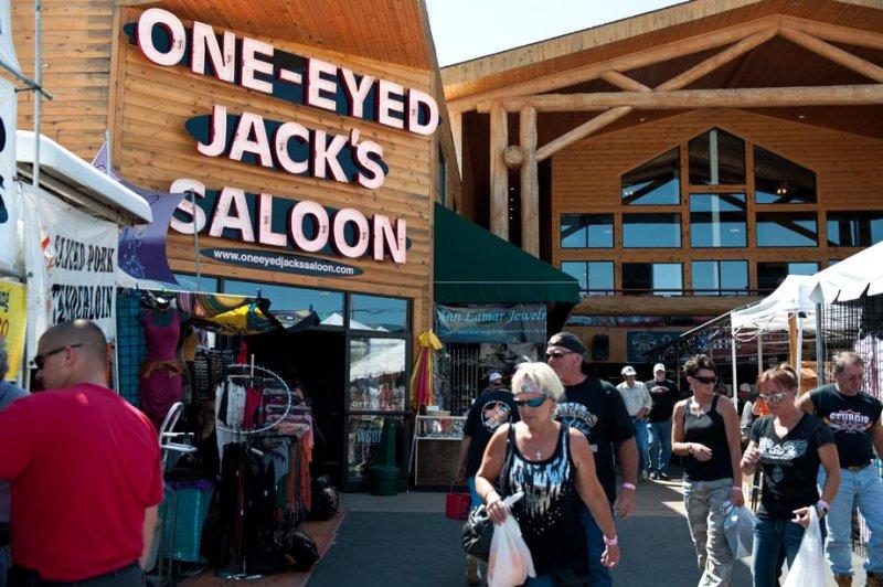 One Eyed Jack Saloon