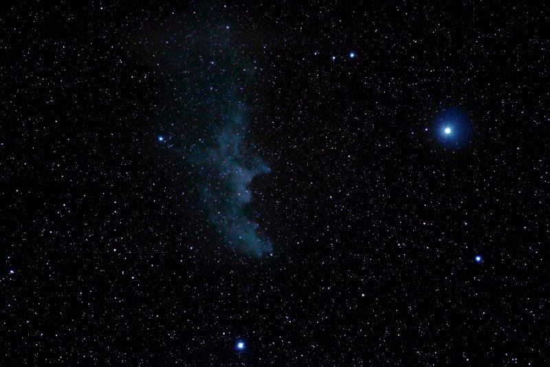 WITCH HEAD NEBULA IC 2118