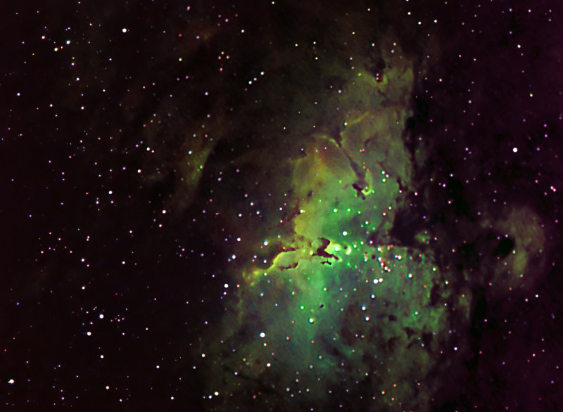 EAGLE NARROWBAND IMAGE