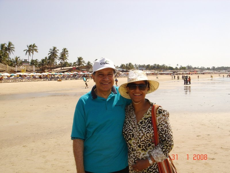 Goa Northern Beach 4