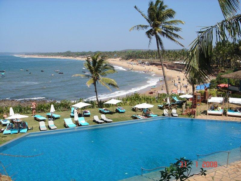 Goa Taj Aguado