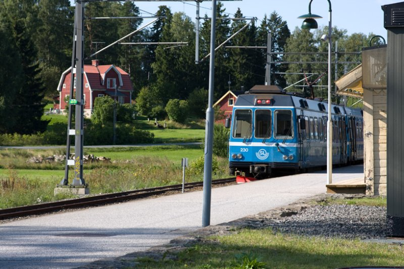Kårsta station 1