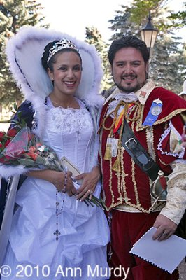 2010 Fiesta Royalty