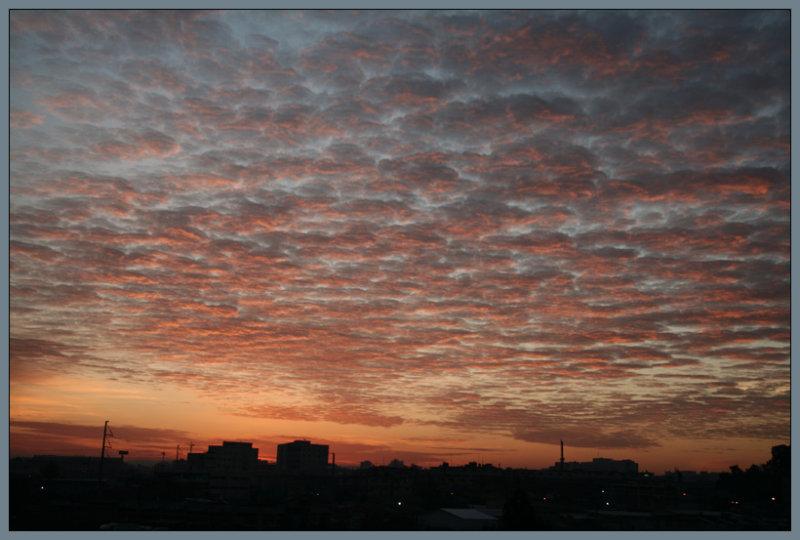 City Sunrise 1