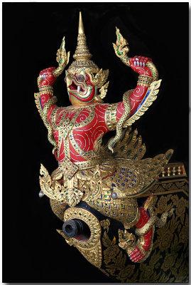 Garuda Hern Het Barge - Bangkok