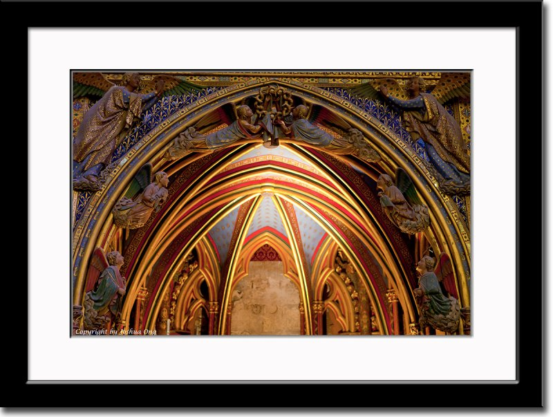 Arch at St Chapelle