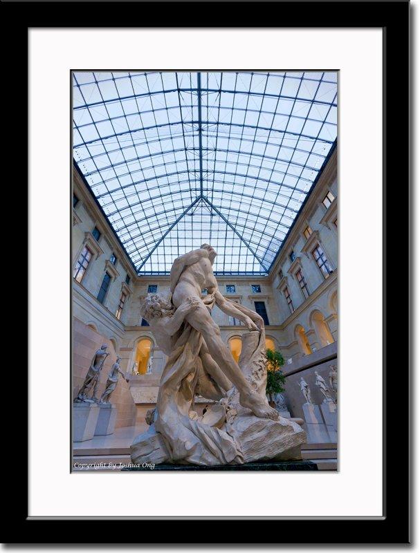 Inside Richelieu Pavillion