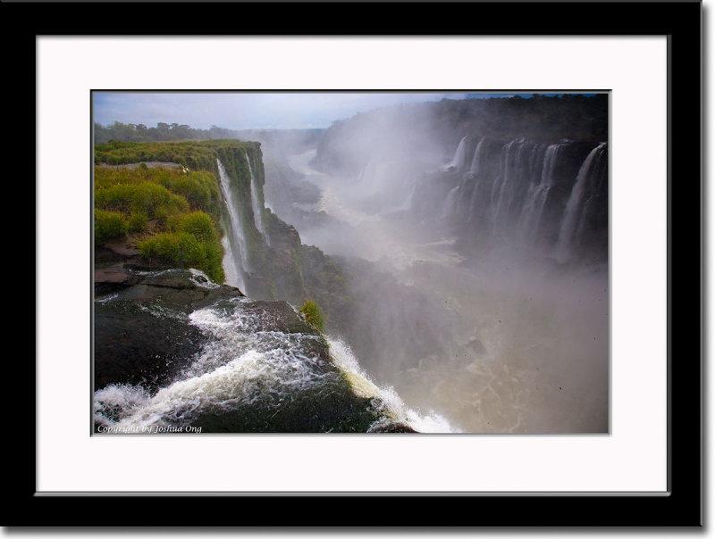Iguazu -  A Different Perspective