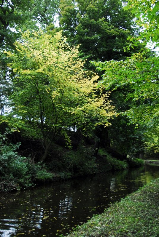 Shropshire union canal Chirk