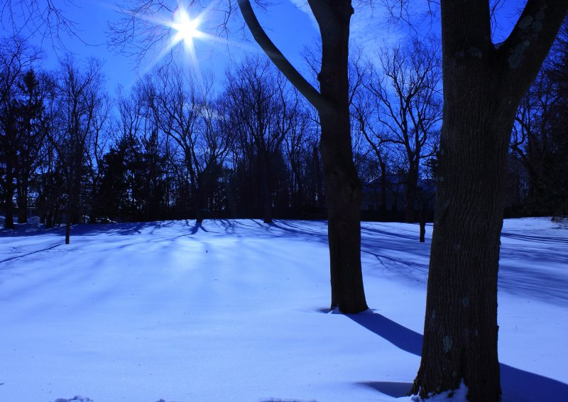 A Winters Eve