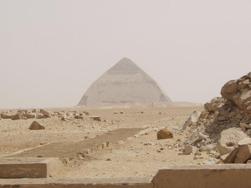 the Bent pyramid of Snefru.jpg