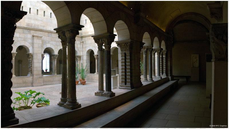 The Cloisters  - Saint-Guilhem Cloister