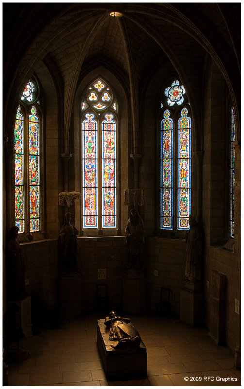 The Cloisters Gothic Chapel 3