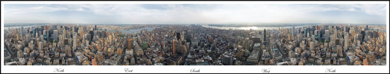 Empire State Building 360