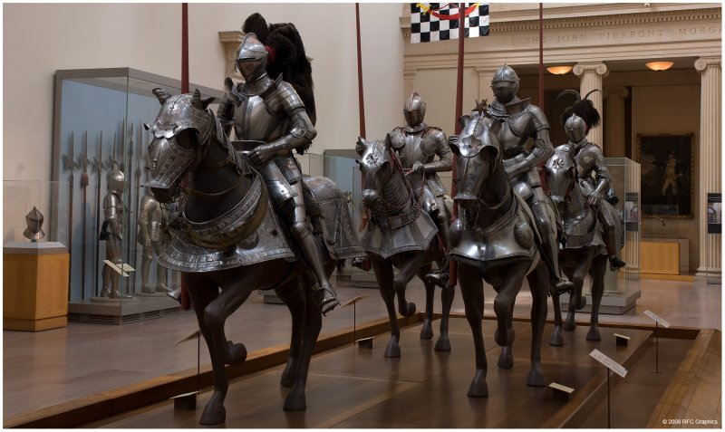 Knights of Armor