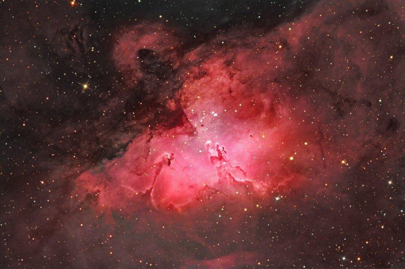 Eagle Nebula (M16, IC 4703)