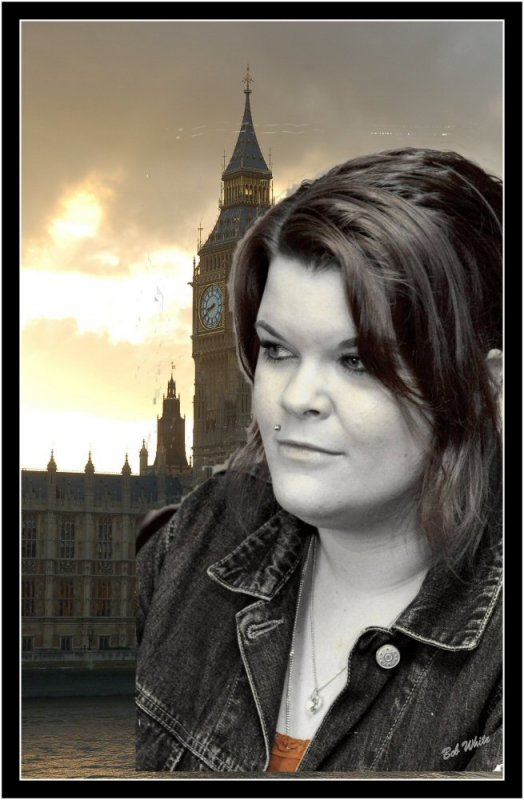Tammy goes to London