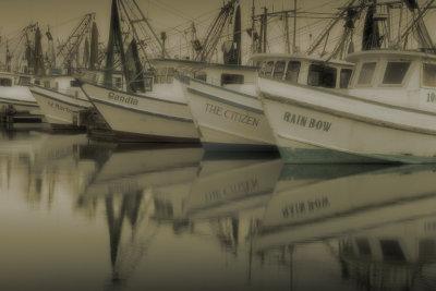 Coastal Dream:  Fulton Marina_Rockport