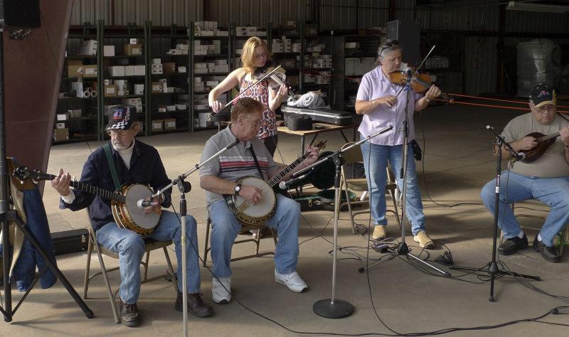 P1010400 Listen to Some Bluegrass