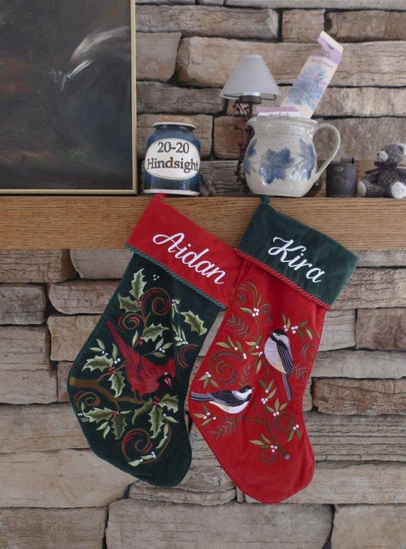 P1010528 Babies Christmas Stockings