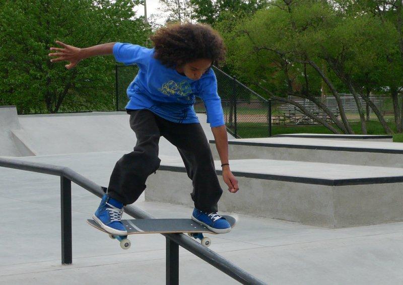 CP1040306 Skateboarder