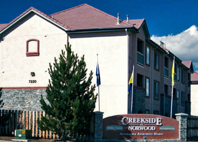 Creekside at Norwood - Colorado Springs Housing Authority