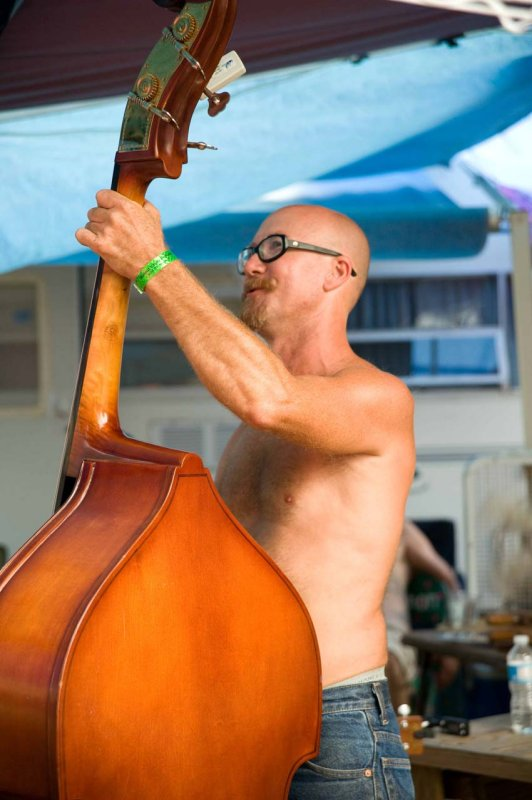 Topless Bass