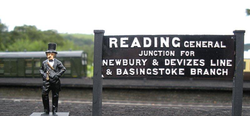 I K Brunel at Reading.