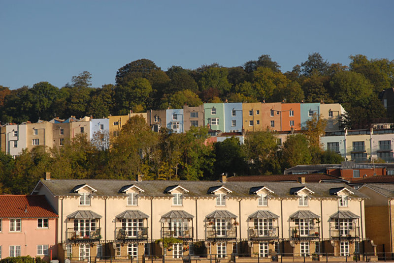 Bristol Skyline.