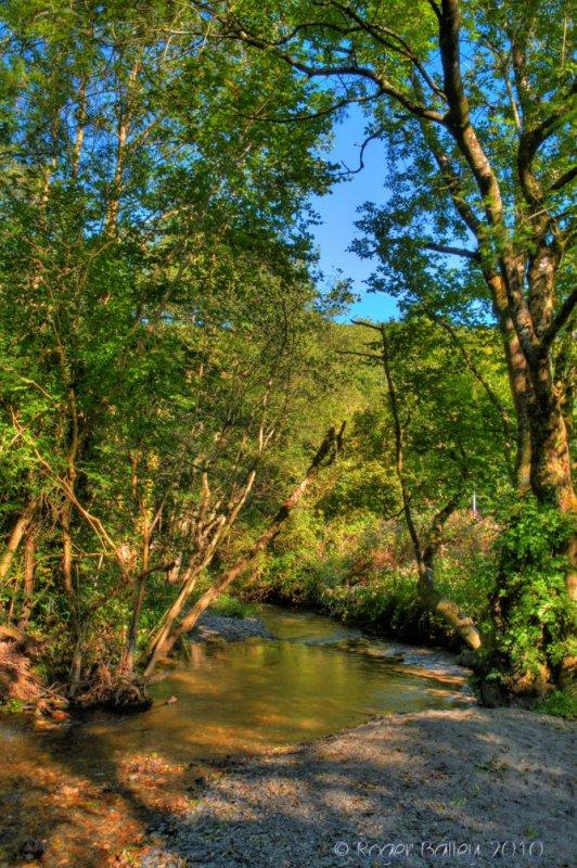 River Bargoed.